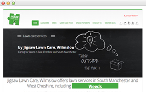 Lawn care Wilmslow, East Cheshoire, South Manchester